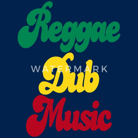 reggae dub music Men's T-Shirt | Spreadshirt