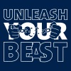 Unleash your Beast - Männer T-Shirt