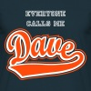 Dave - T-shirt Personalised with your name. - Men's T-Shirt