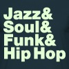 Jazz & Soul & Funk & Hip Hop - Men's T-Shirt