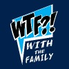 WTF! WİTH THE FAMILY - Men's T-Shirt