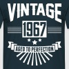 VINTAGE 1967 - Aged To Perfection  - Men's T-Shirt