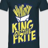 Nord Pas De Calais NPDC King of the frite  - T-shirt Homme