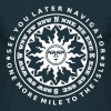 See You Later Navigator- Dark Shirt Edition 1C - Männer T-Shirt