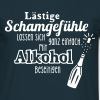 Alkohol - Spruch - Sekt - Prosecco - Party - 1C - Männer T-Shirt