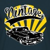vintage cadillac - Men's T-Shirt