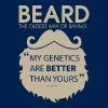 Beard-genetics - Men's T-Shirt