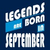 Legends of September - Men's T-Shirt