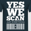 YES WE SCAN - T-shirt Homme