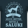 SALUKI - Men's T-Shirt