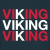 VIKING - Herre-T-shirt