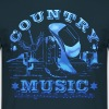 country music Tee shirts - T-shirt Homme