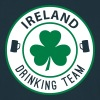 Ireland Drinking Team - Männer T-Shirt