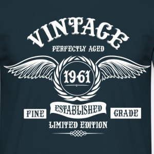 Vintage Perfectly Aged 1961