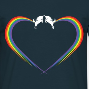 unichorn rainbow fart heart