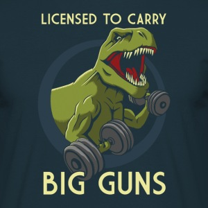 License to Carry Big Guns