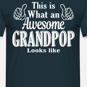 This is what am Awesome Grandpop looks like