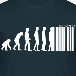 DARWIN - EVOLUTION SOCIETE - CODE BARRE