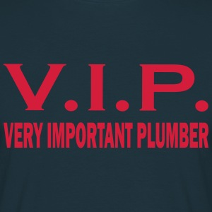 Very important plumber