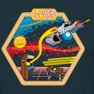 Laser Blast (for darkshirts)