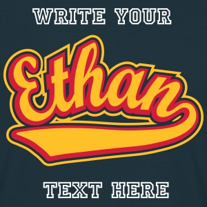Ethan - T-shirt Personalised with your name