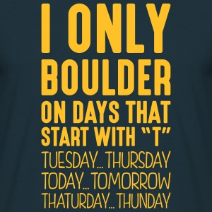 i only boulder on days that end in t