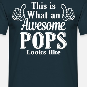 This is what an awesome Pops