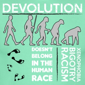 Devolution - Men's T-Shirt