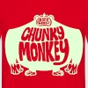 Chunky Monkey - Men's T-Shirt