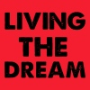 Living Dream - Men's T-Shirt