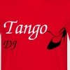 Argentine Tango - Women Dance Shoes - Design - Men's T-Shirt