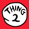 thing 2 - Men's T-Shirt