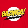 The Big Bang Theory Bazinga! teenager T-shirt - Mannen T-shirt