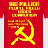 Communism - Men's T-Shirt