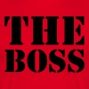 The Boss - T-shirt Homme
