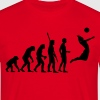 evolution_volleyball - T-shirt Homme