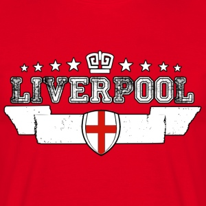 Liverpool - T-shirt Homme