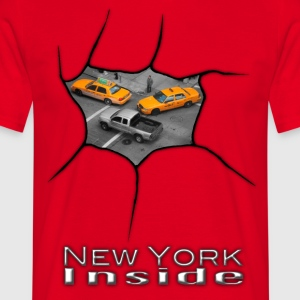 New York Inside - Men's T-Shirt