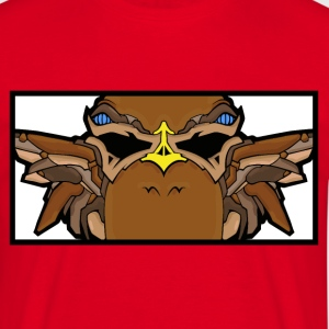 BAD OWL - Herre-T-shirt
