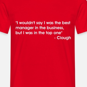 Clough - Business (white)