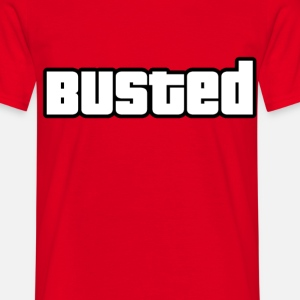 BUSTED - GTA