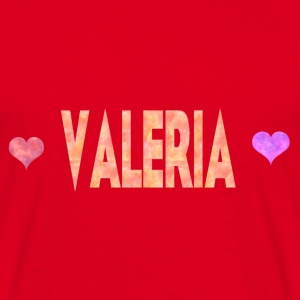 Valeria - Men's T-Shirt