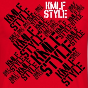KMLF-STYLE-graphisme - T-shirt Homme