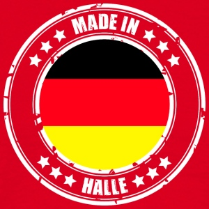 HALL - Herre-T-shirt