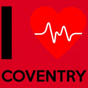 I Love Coventry - I Love Coventry - Men's T-Shirt