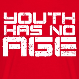 Youth has no Age - Men's T-Shirt