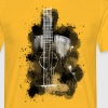 Guitar - T-shirt herr