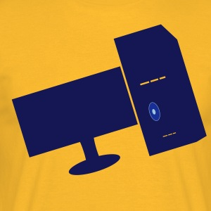 computere - Herre-T-shirt