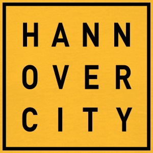 HANNOVER CITY - T-skjorte for menn