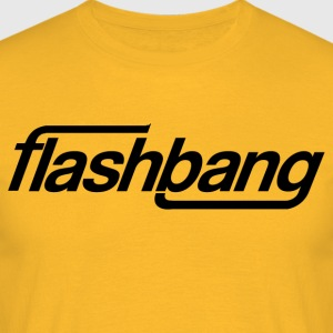 Flash Bang simple - Sans don - T-shirt Homme